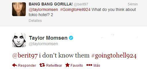 Le #Fail de Taylor Momsen