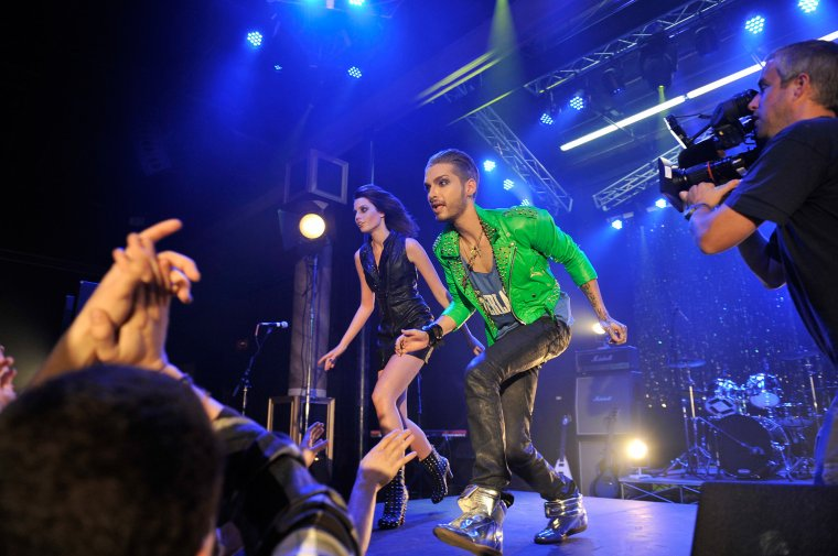 Bill Kaulitz - Germany's Next Top Model