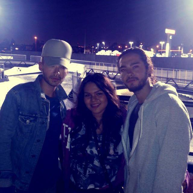 Bill & Tom Kaulitz -  Go Kart World. 18.10.2013 ( @Carson )