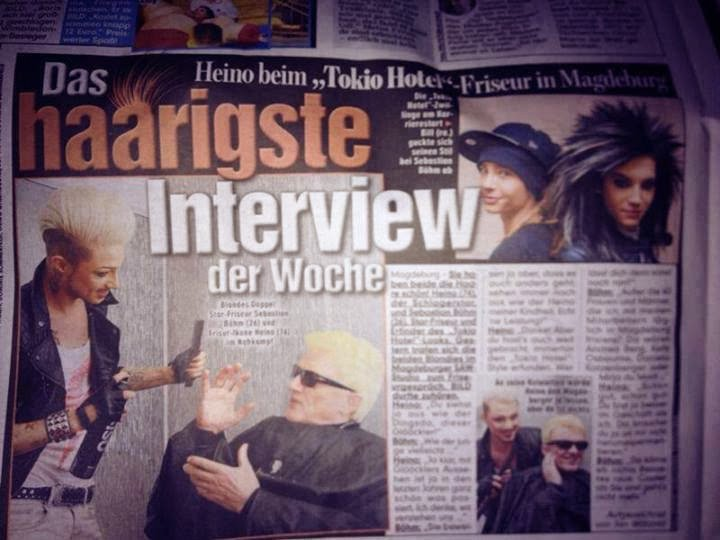 BILD Newspaper (26.10.2013)