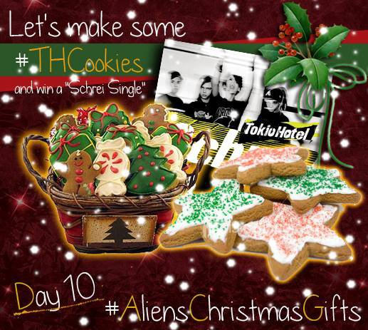 Aliens Christmas Gifts : Day #10