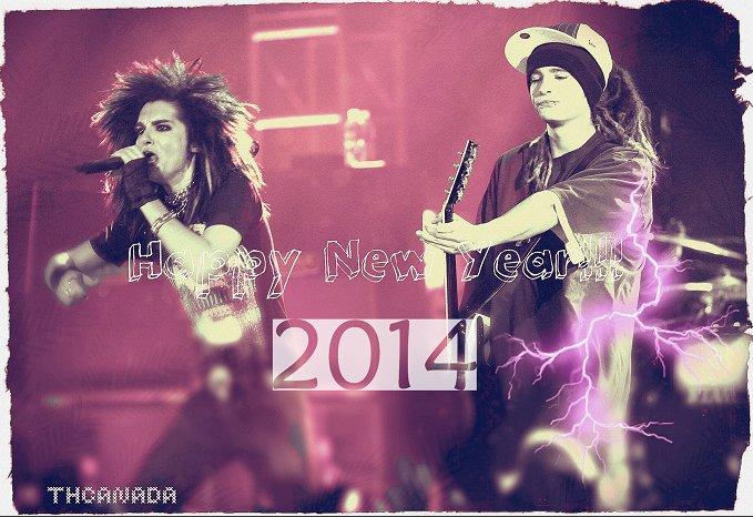 Bonne Année 2014 !!! :-)