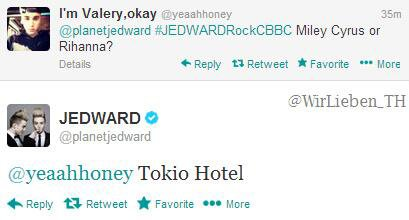 Twitter - Planet Jedward