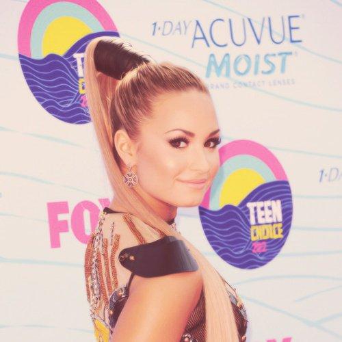 Demi au TCA 2012