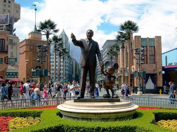 Walter Elias Disney