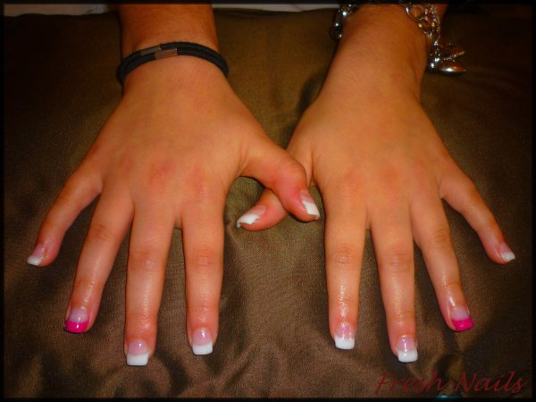 Bevorzugt Ongles en gel - Fresh Nails MU84
