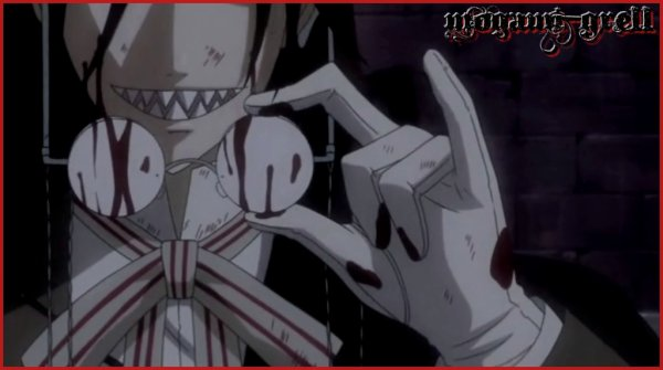 Rouge Grell Comme le sang