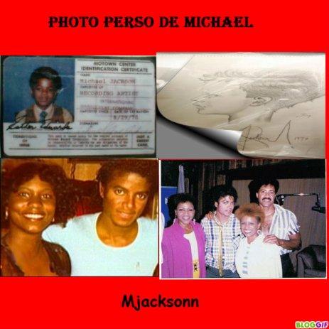 Photo Perso de Michael..