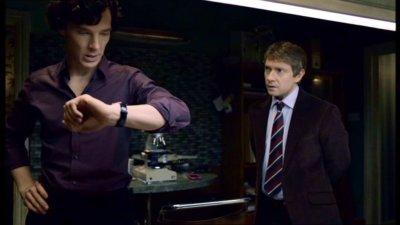 Sherlock saison 1_résumés des épisodes