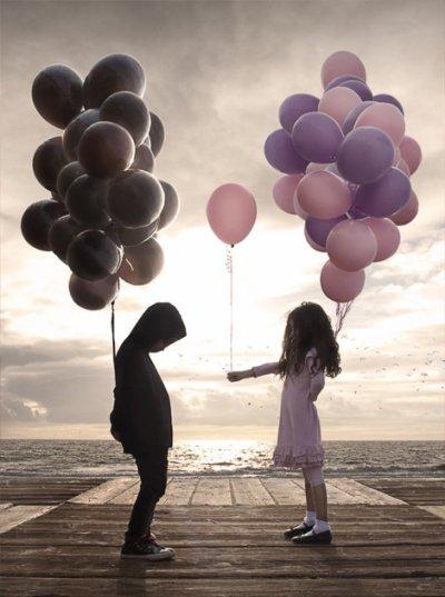 J'ai réussit à construire mon bonheur; sans toi. Mais je donnerais tout pour que tu revienne.