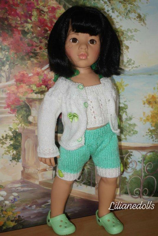 GOTZ et leurs tenues tricotées 4