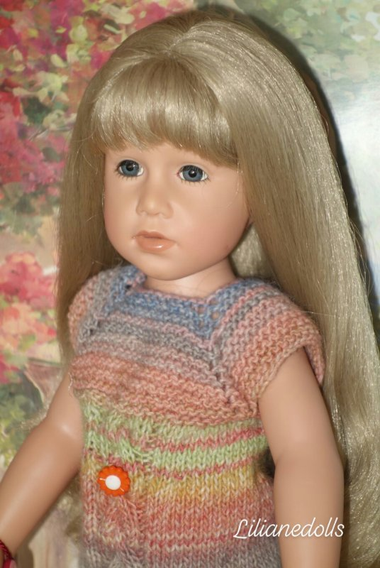 GOTZ et leurs tenues tricotées 14