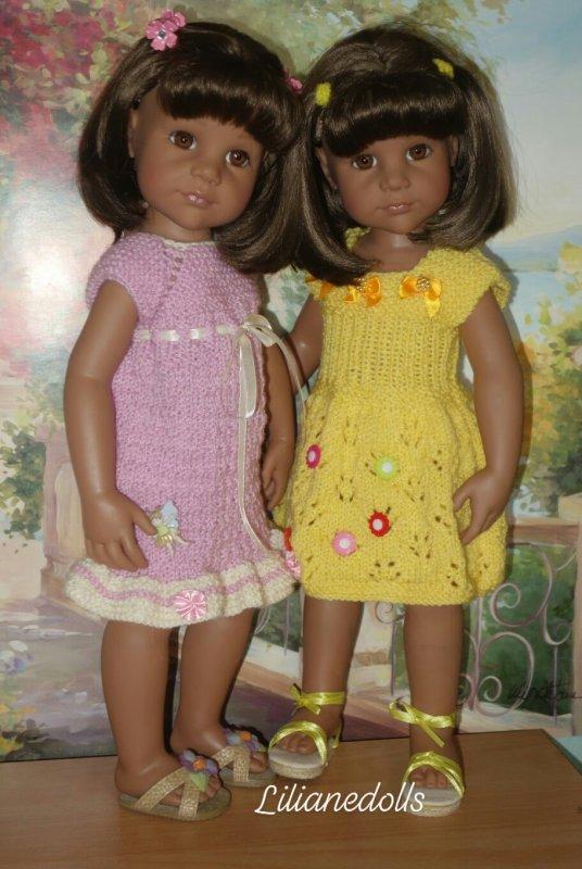 GOTZ et leurs tenues tricotées 15