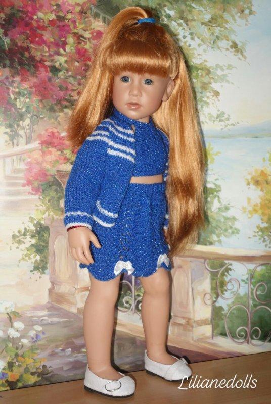 GOTZ et leurs tenues tricotées 16