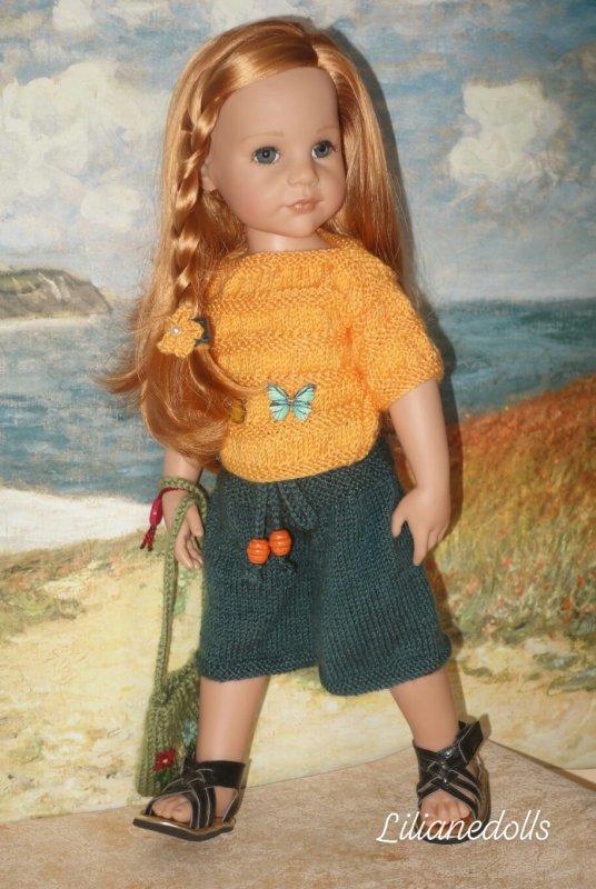 GOTZ et leurs tenues tricotées 29