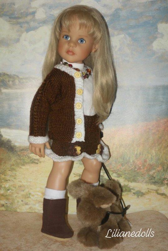 GOTZ et leurs tenues tricotées 30