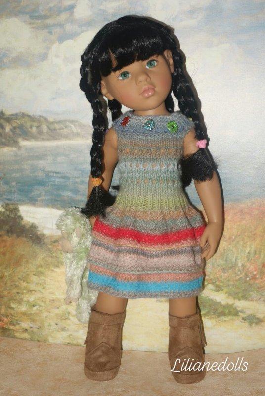 GOTZ et leurs tenues tricotées 31