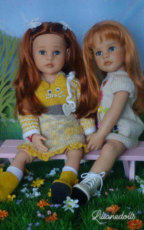 Gotz GABRIELLE et KATHARINA (LOU)