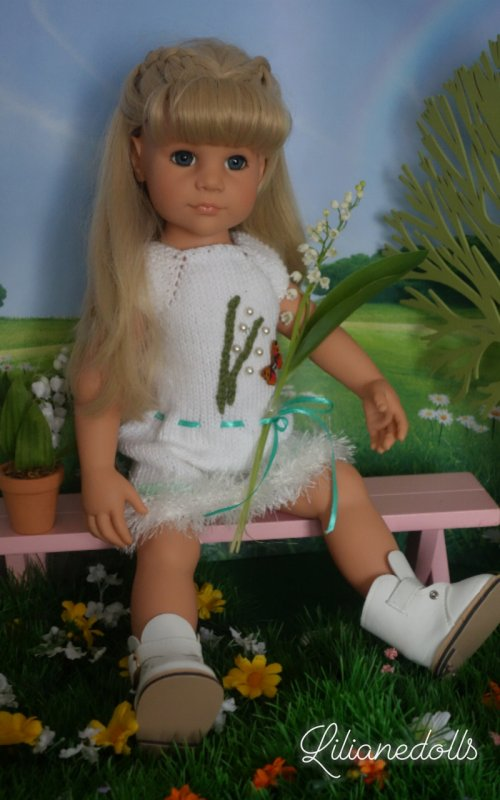 Gotz Alice, 1er mai
