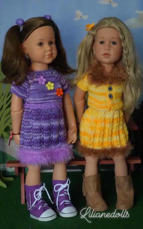 Gotz LILLY et ANNA