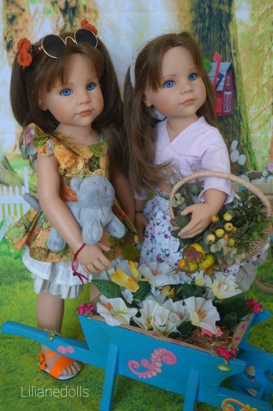 Gotz jumelles FRANJA de 2003