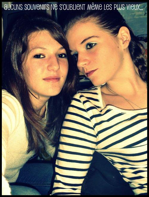 _Une bonne amitié résiste même à la distance.