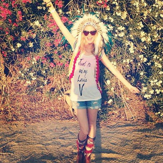 Les meilleurs looks du festival de Coachella 2013 ! ♥