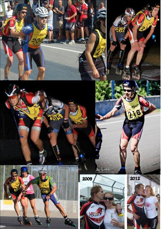 LE RECIT: mes 24H de Montréal (2&3sept 2012), NOUVEAU record mondial avec 607km.