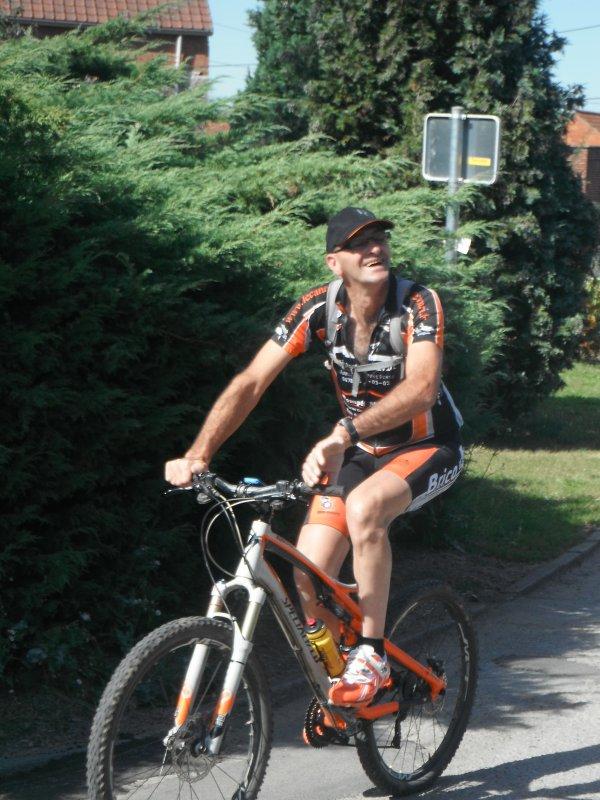 Semi-marathon de Binche !