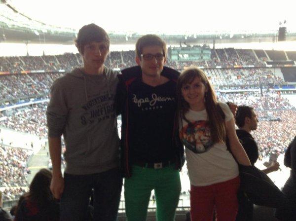 Le jour où j'ai porté le même pantalon que Matthew Bellamy