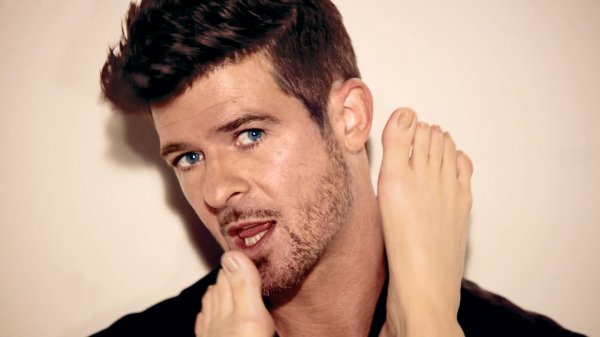 Robin Thicke : le Ying et le Yang