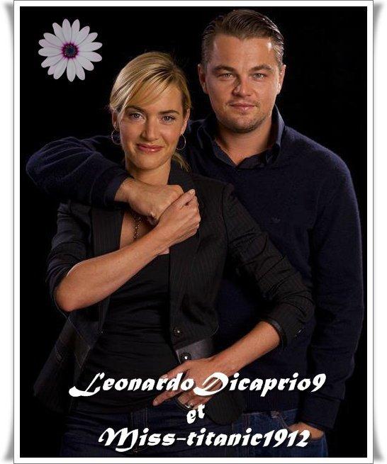 Leonardodicaprio9 et miss-titanic1912 parlent des noces rebelles !