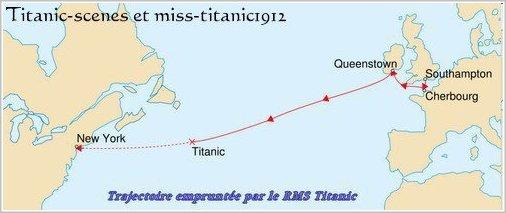 Le Titanic est le bateau le plus grand du monde mais il n''a navigué qu''une seule fois.