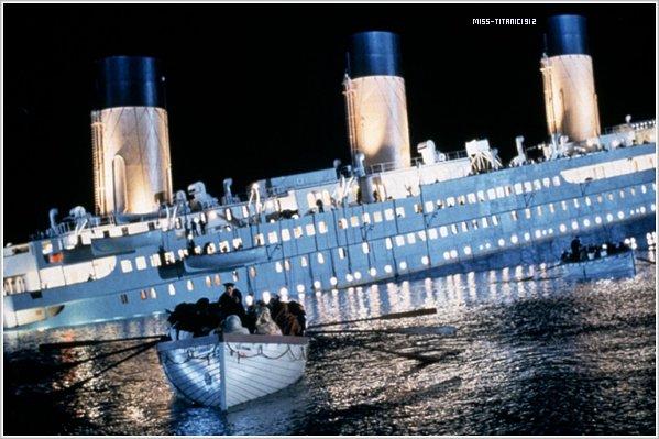 Le bilan du naufrage du Titanic ayant sombré en 1912 !