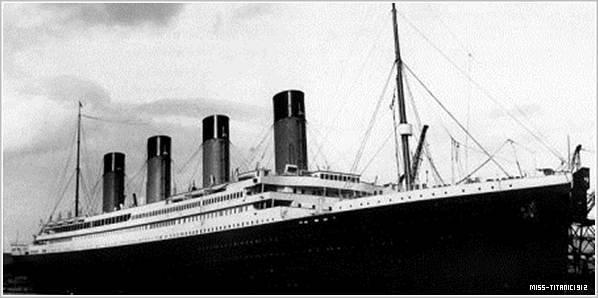 La découverte du Titanic !