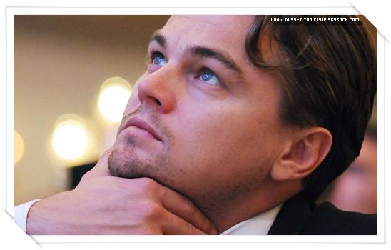 Bonne Anniversaire a Léonardo DiCaprio qui fete ces 36 ans aujourd'hui !
