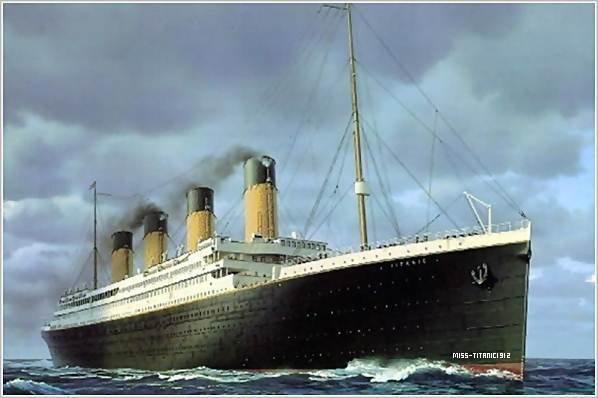 Une croisière sur les traces du Titanic pour les 100 ans du naufrage !