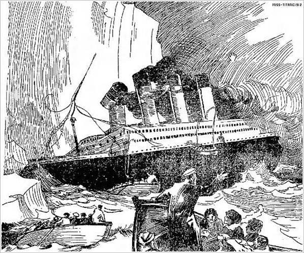 Légendes et théories alternatives sur le naufrage du Titanic