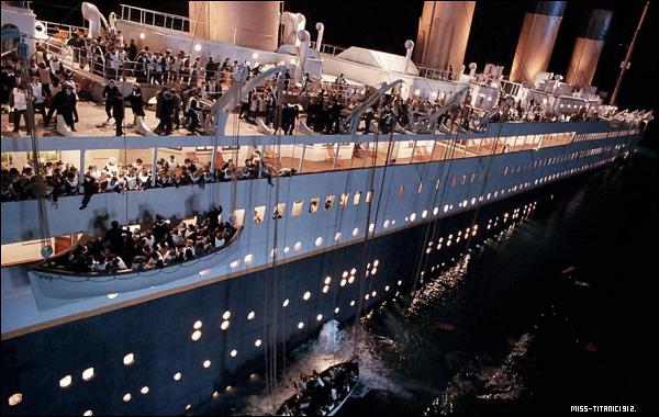 Titanic : de nouvelles théories expliquent le naufrage suite