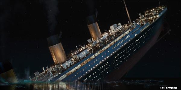 _  Cent ans après, le monde a commémoré le drame du Titanic ! _