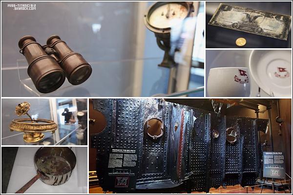 _  Plus de 5000 objets du TITANIC misent aux enchères ! _