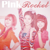 Illustration de '02 - Pink Rocket'