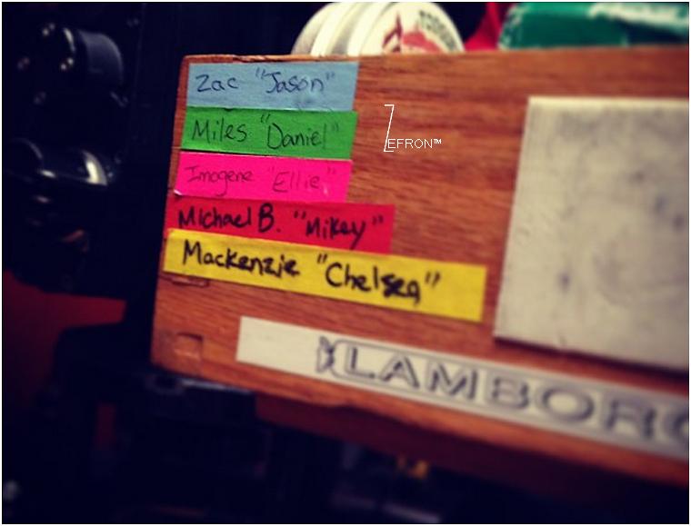 © ZEfron™  12.01.2013  -  Zac et ses fan's une nouvelle fois sur le tournage d'AWOD? à New York.