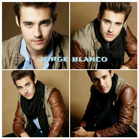 jorge blanco : photoshoot