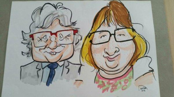 Ma caricature