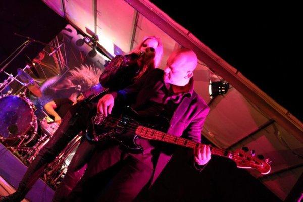 Concert à Saint pierre en port