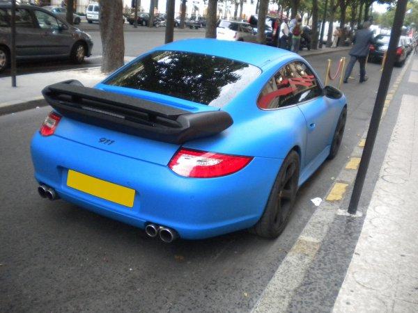 Porshe 997 Carrera MKII Av Montaigne (75)