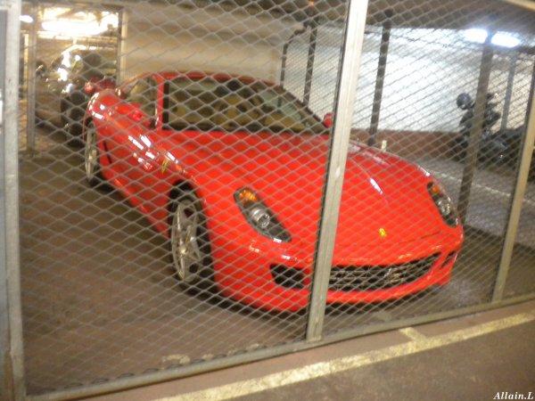 Ferrari 599 GTB Fiorano HGTE Park Foch (75)