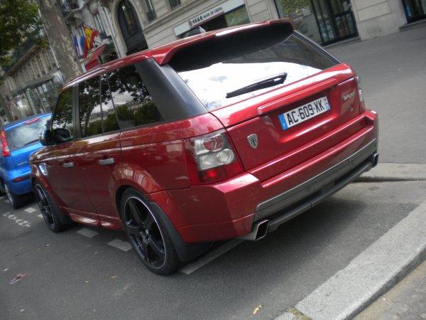 Range Rover Sport By Revere Av De La Grande Armee (75)