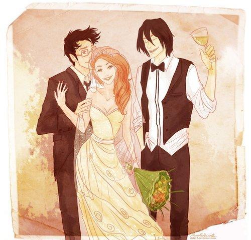 Os n° 2 : Quand Severus Rogue avoue tout !